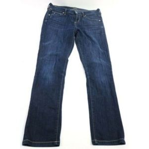 Citizens Of Humanity Women's Jeans Size 25 Blue